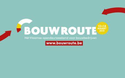 Kom ons bezoeken tijdens Bouwroute op 13 & 14 maart 2021