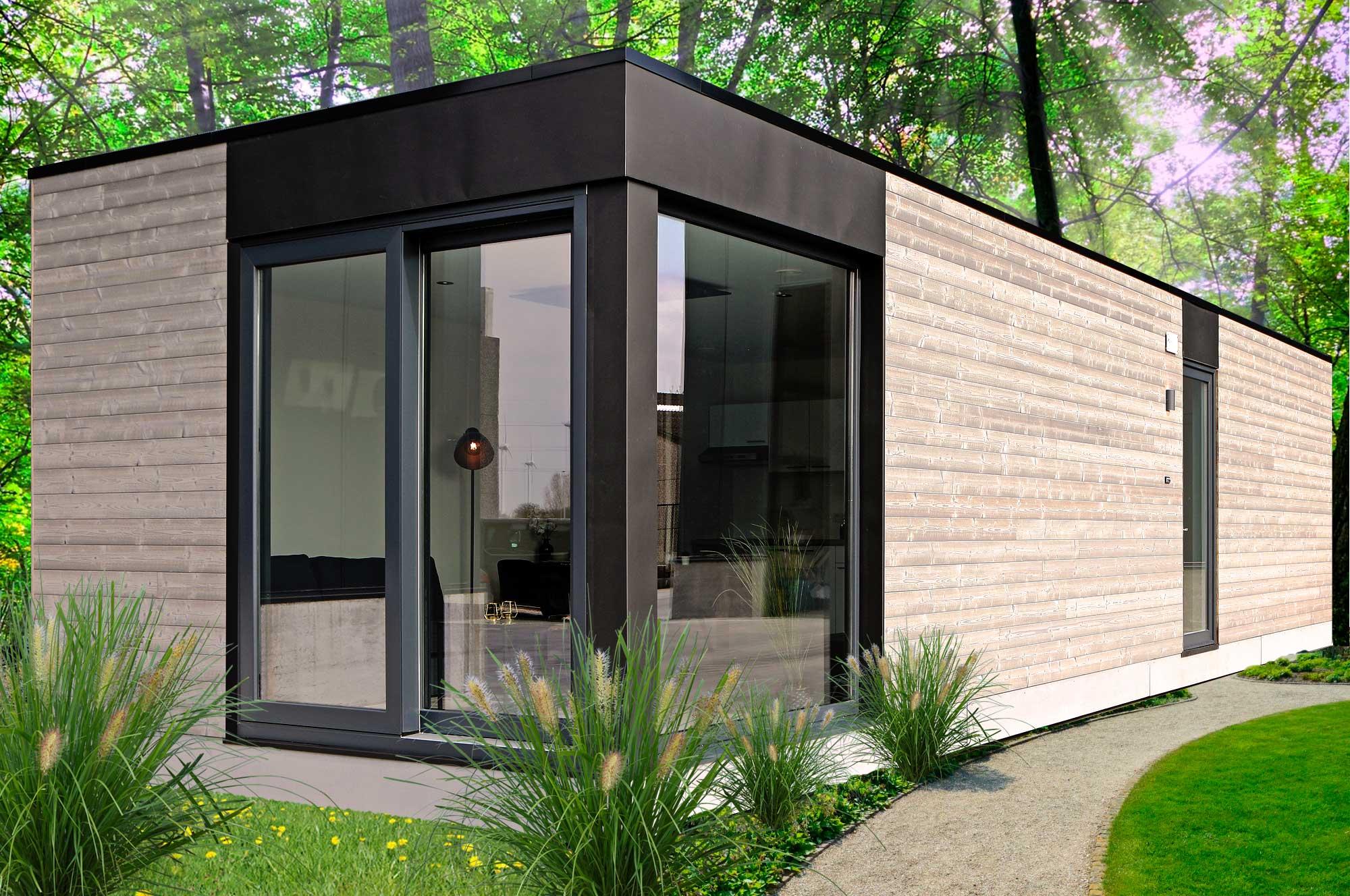 Afbeelding Modulair bouwen in houtskeletbouw